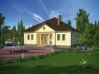 Проект современного экономного дома
